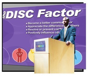 The_DISC_Factor_Podium